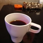 ランズカフェ - ホットコーヒー(コーヒードリンクバー)