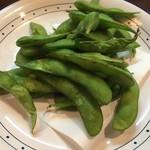 鳥せい - 焼き枝豆