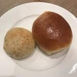 ブレッド ガーデン - 名物夜セットのパン