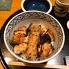 伊勢廣 - 料理写真:焼き鳥ドーン!