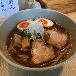 山崎麺二郎 - らーめん650円
