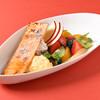 コロンバン - 料理写真:フルーツパイ~シトロンクリームと季節のフルーツ~