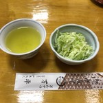 Tonkatsumampei - 先付