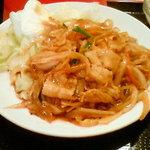 星宿飯店 - 生姜焼肉