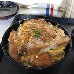 泰洋軒 - カツ丼アップ