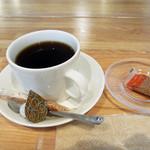 駅ナカカフェ ステーション - ドリンク写真:コーヒー 450円(2017.11月)