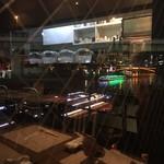北浜うらら - 店内からの眺め