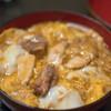 泰然 - 料理写真:2017.12 特製比内親子丼(1,000円)