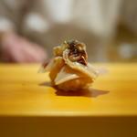 鮨 あらい - 煮蛤