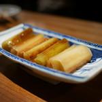 葡呑 - 焼き葱醤油