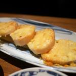 葡呑 - 蓮根チーズ焼き