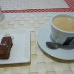 Cafe BIGOUDENE - ガトーショコラ&ホットコーヒー