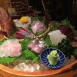 78243916 - 地もの鮮魚大漁盛り