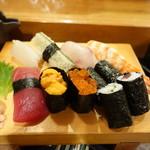氣楽 - 2017.12 上寿司