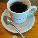 銀山ベース - コーヒーが完成