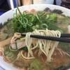 来来亭 - 料理写真:こってりラーメン バリカタ