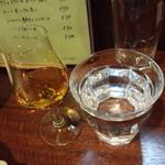 ホップスコッチ - ドリンク写真:ラガヴーリン16年900円