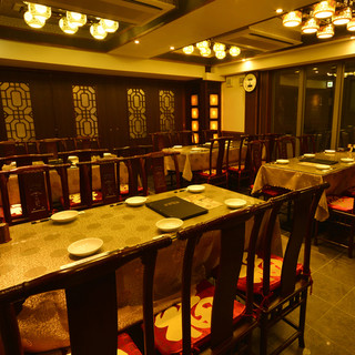 【ご宴会】最大50名様まで貸切◎大小完全個室完備!