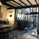 cafe maru - 店内