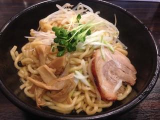 麺屋 天王 - 油そば650円