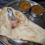 インド料理 スーリヤ - レディースランチセット1000円
