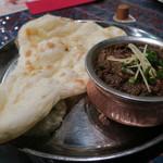 インド料理 スーリヤ - マトンマサラ1450円