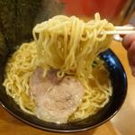 井乃家 - ラーメン(大) 850円 + しょうがごはん 200円