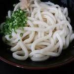 松下製麺所 - かけ2玉 300円
