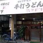 松下製麺所 - 朝うどんできます。