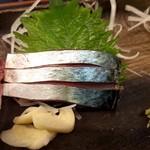 波里 - 鯖お造り