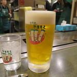78253314 - 生ビール