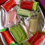 キットカット ショコラトリー - 「ショコラトリースペシャルアソート」税込1458円
