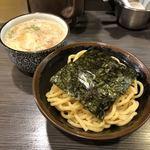 めん屋 桔梗  - つけ麺普通盛り320G(850円)