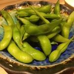 九州うまいもん通り かんてきや - 僕は枝豆と…