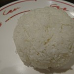 78256626 - もちもちしたお米です。