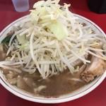ラーメン英二 - 【2017.12.8】ラーメン豚2枚¥760