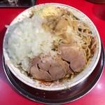 麺でる - タマネギ増し