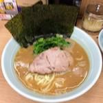 武蔵家 - 並ラーメン650円