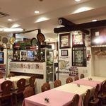 スペイン料理銀座エスペロ - 私たちが最後に店を出たので店内を撮影〜〜 ついさっきまで満席でした!