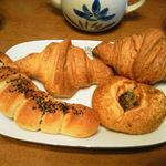 NOBU Cafe アトレ川崎店 - いつも以上に色艶のいいパンたち