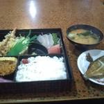 味の八幸 - 弁当(860円)