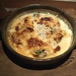 78261146 - ポテトと生姜のチーズグラタン