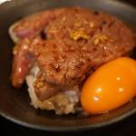 78261438 - ヒレすき丼