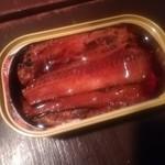 クラーテル - イワシ蒲焼き