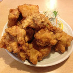 78266047 - 鶏肉の唐揚げ☆