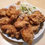 78266049 - 鶏肉の唐揚げ☆  680円 (税抜)