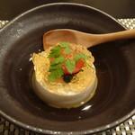 禅紫 - 海老芋豆腐