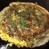 みつ蜂お好み焼 - 料理写真:肉玉そば