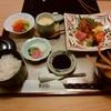 和食しゃぶしゃぶ おめでたい - 料理写真:「刺身定食」
