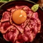 78269482 - ローストビーフ丼